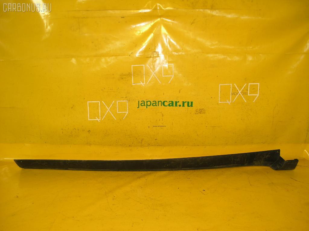 Порог кузова пластиковый ( обвес ) LEXUS RX450H GYL15W. Фото 1