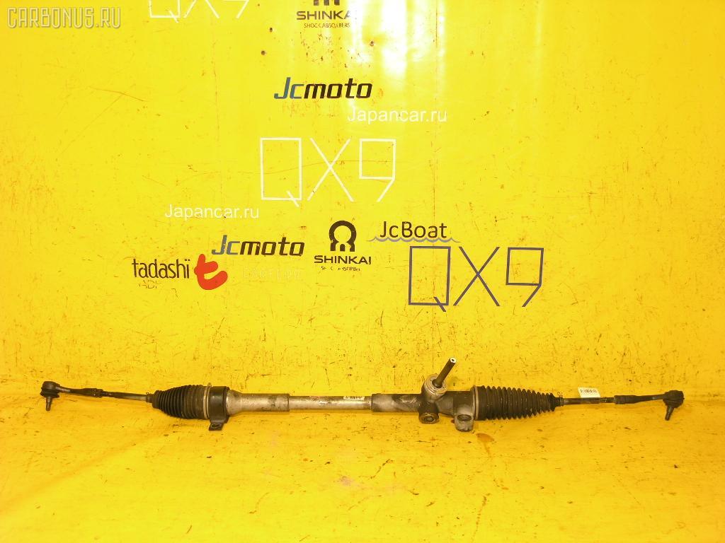 Рулевая рейка TOYOTA PASSO KGC10 1KR-FE. Фото 2