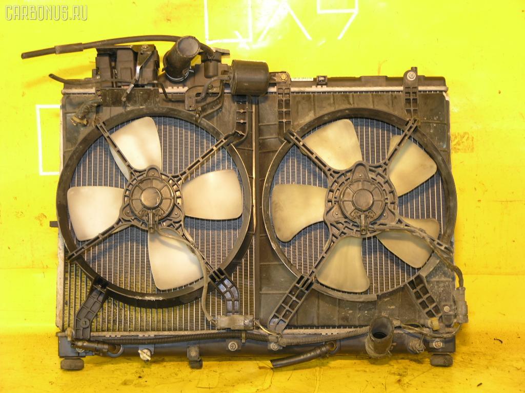 Радиатор ДВС HONDA INSPIRE UA3 C32A. Фото 2