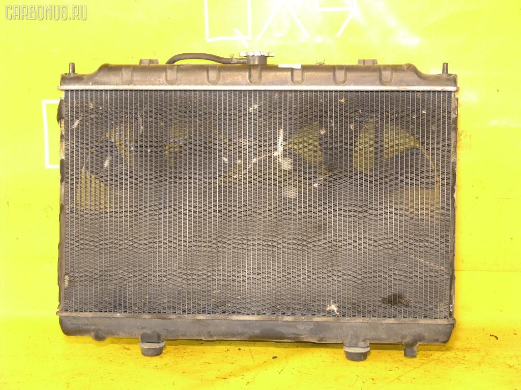 Радиатор ДВС NISSAN AVENIR W11 QG18DE. Фото 1