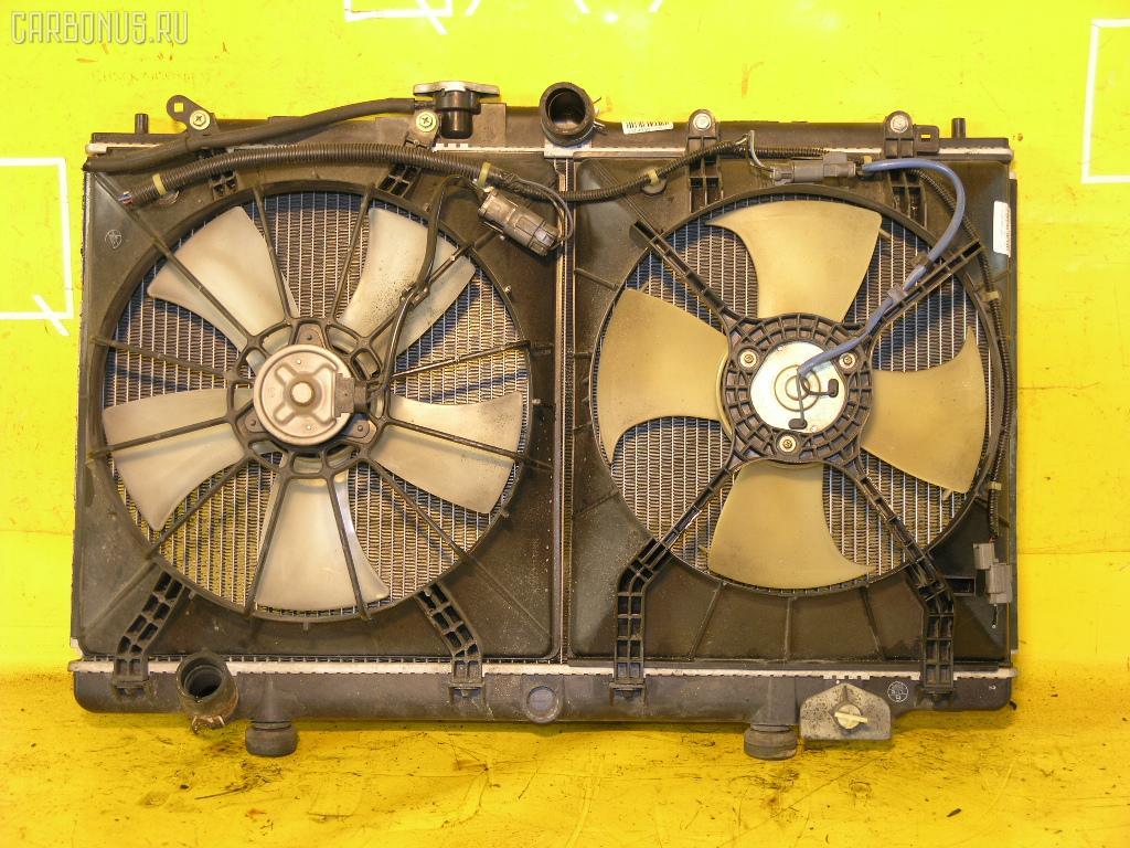Радиатор ДВС HONDA SABER UA4 J25A. Фото 11