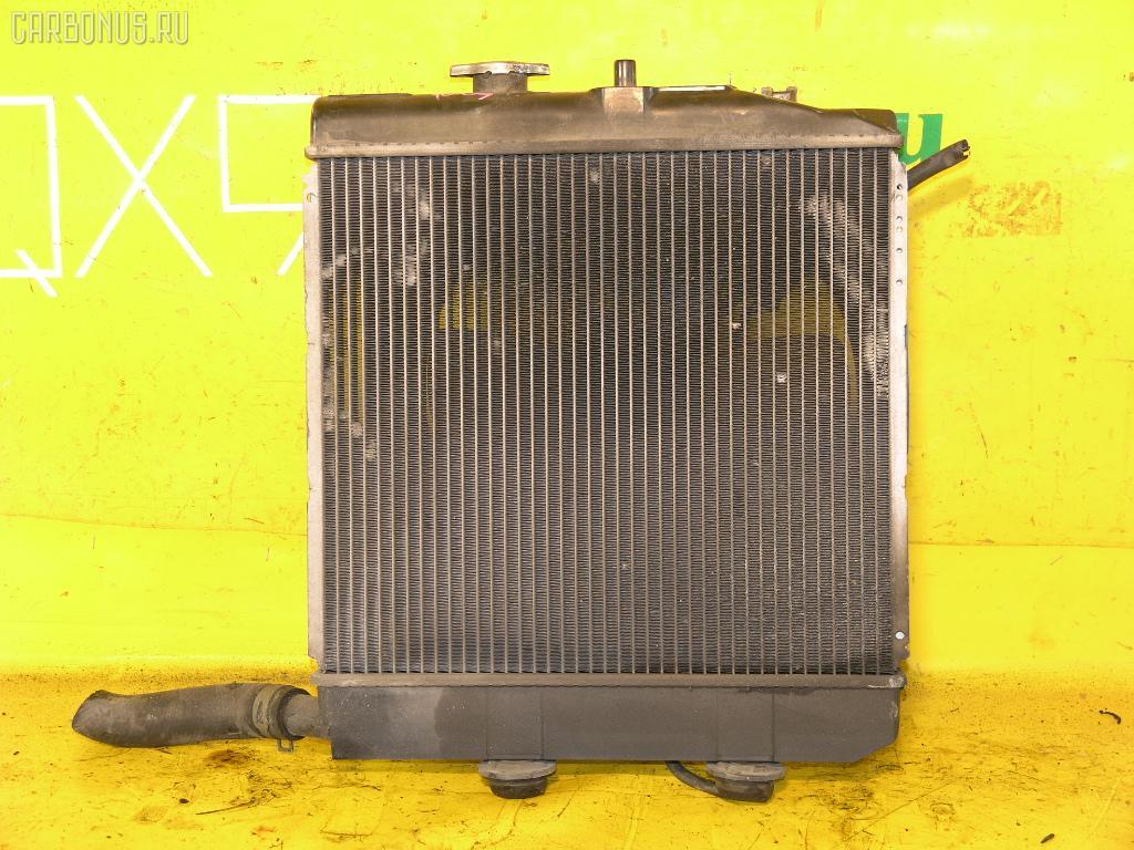 Радиатор ДВС MAZDA DEMIO DW3W B3. Фото 5