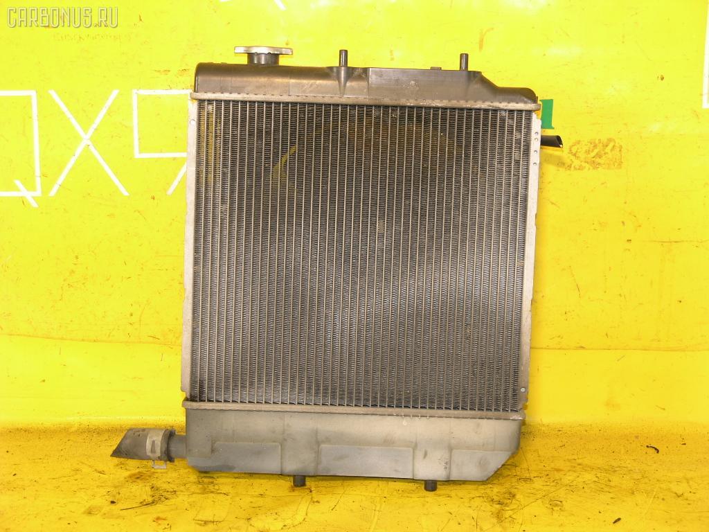 Радиатор ДВС MAZDA DEMIO DW3W B3. Фото 7