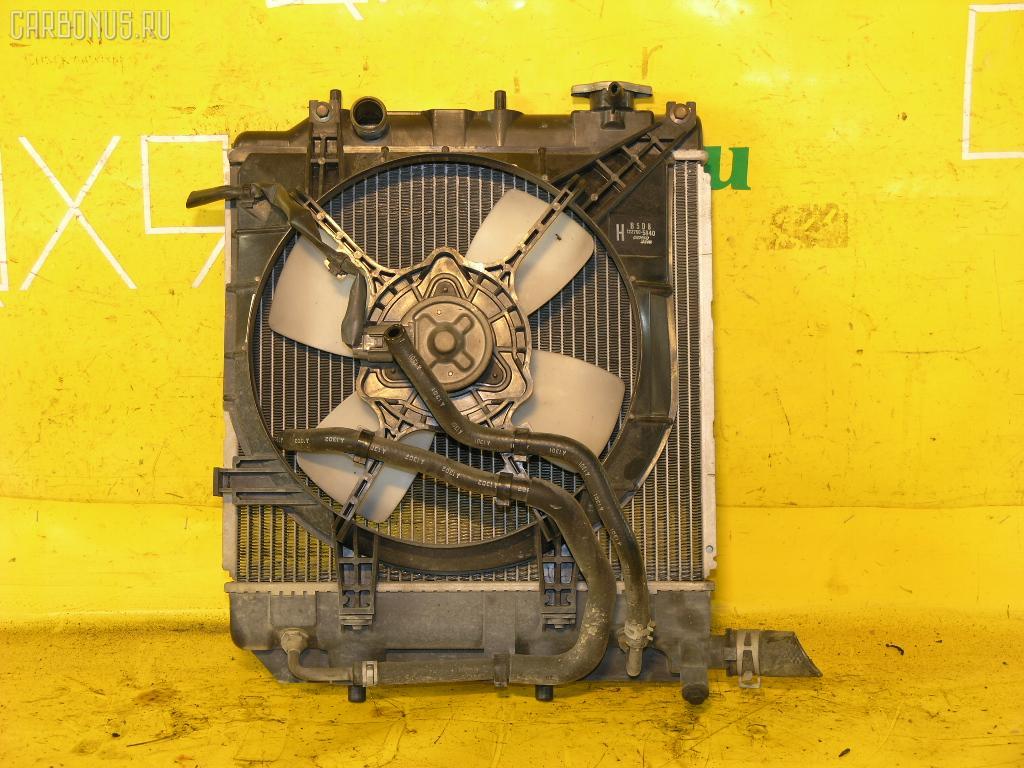 Радиатор ДВС MAZDA DEMIO DW3W B3. Фото 8