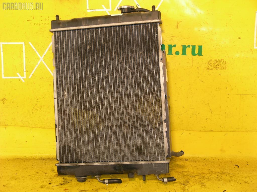 Радиатор ДВС NISSAN CUBE Z10 CG13DE. Фото 4