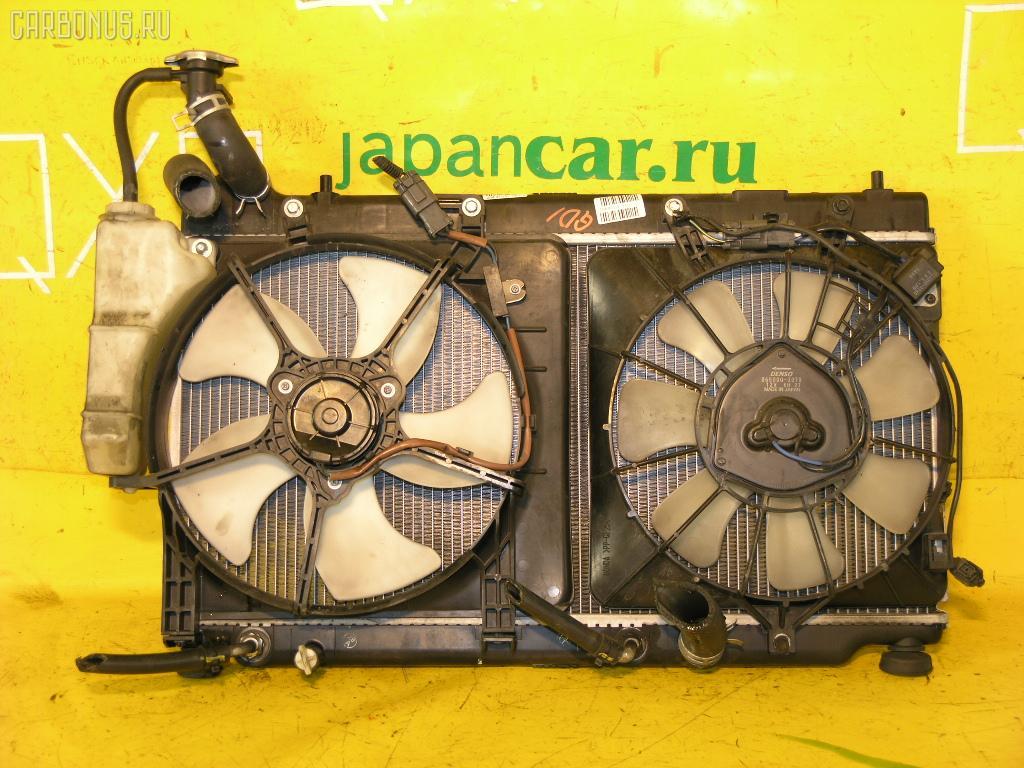 Радиатор ДВС HONDA FIT GD1 L13A. Фото 5