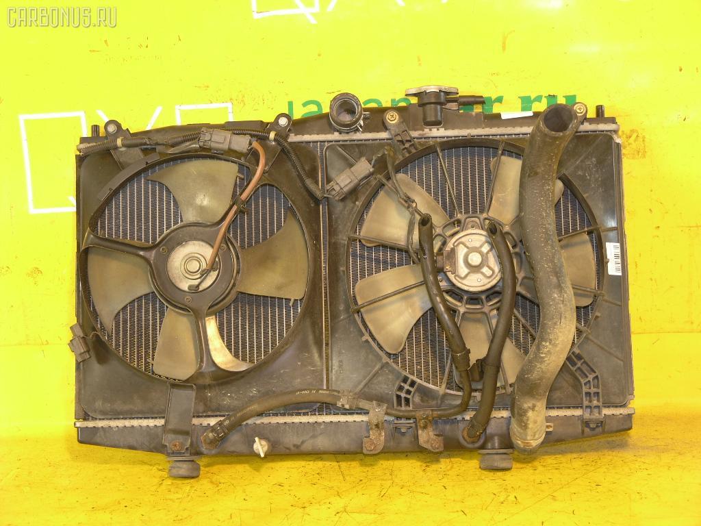 Радиатор ДВС HONDA ACCORD CF4 F20B. Фото 6