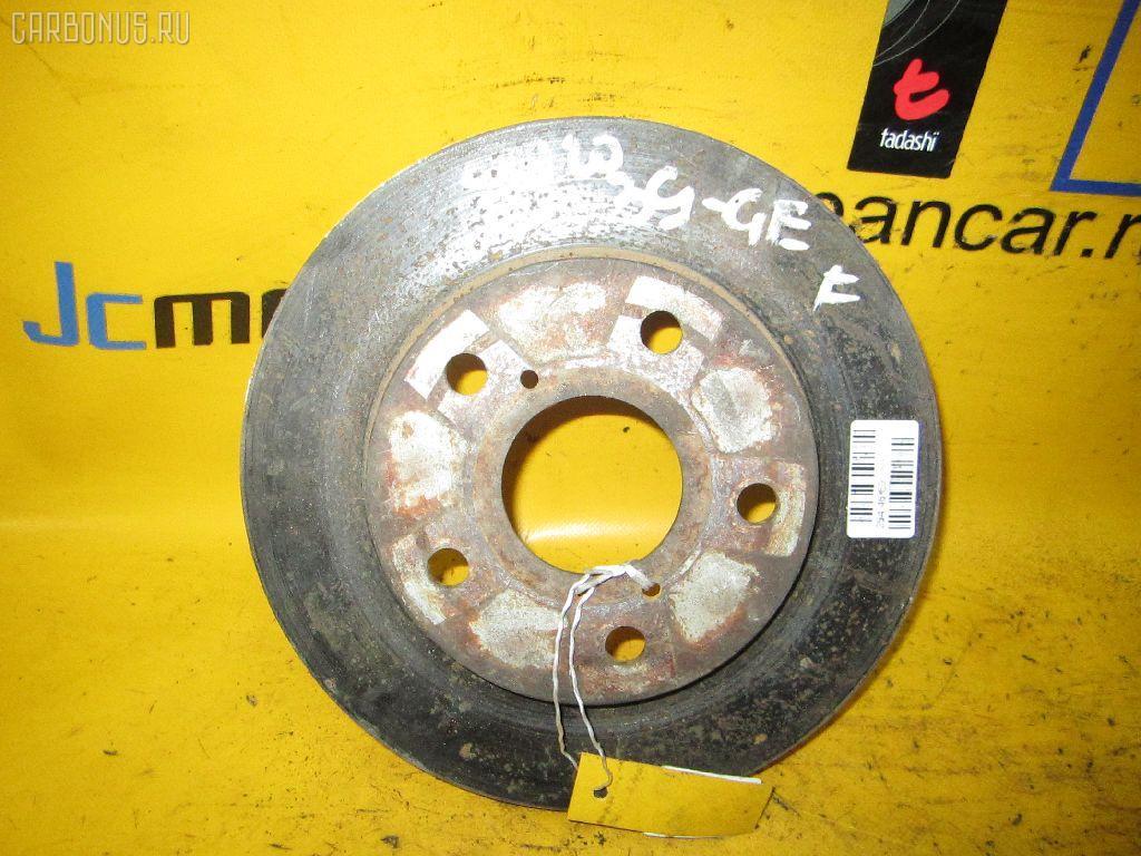 Тормозной диск TOYOTA MR2 SW20 Фото 1