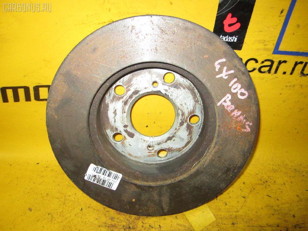Тормозной диск TOYOTA CHASER GX90. Фото 4