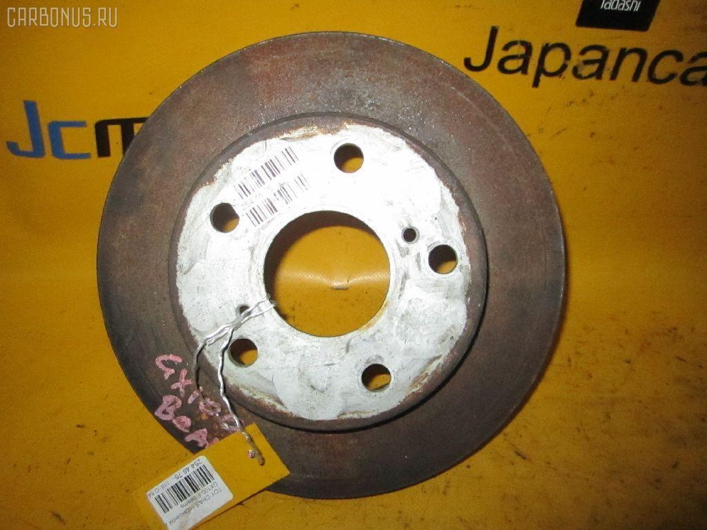 Тормозной диск TOYOTA CHASER GX90. Фото 5