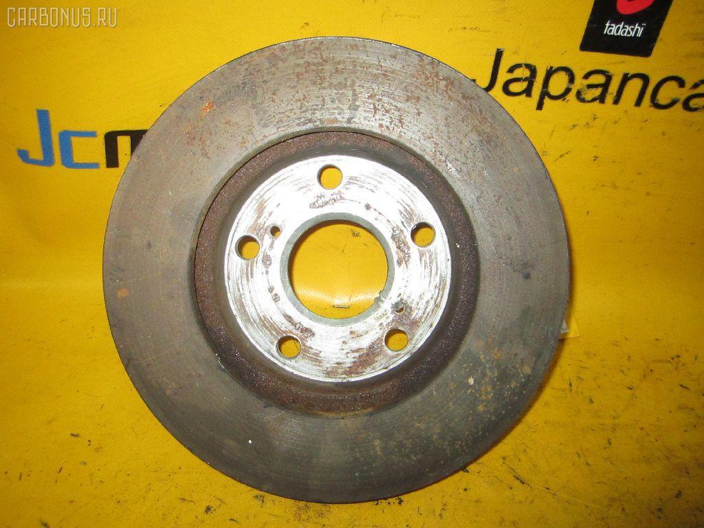 Тормозной диск TOYOTA CHASER GX90. Фото 6