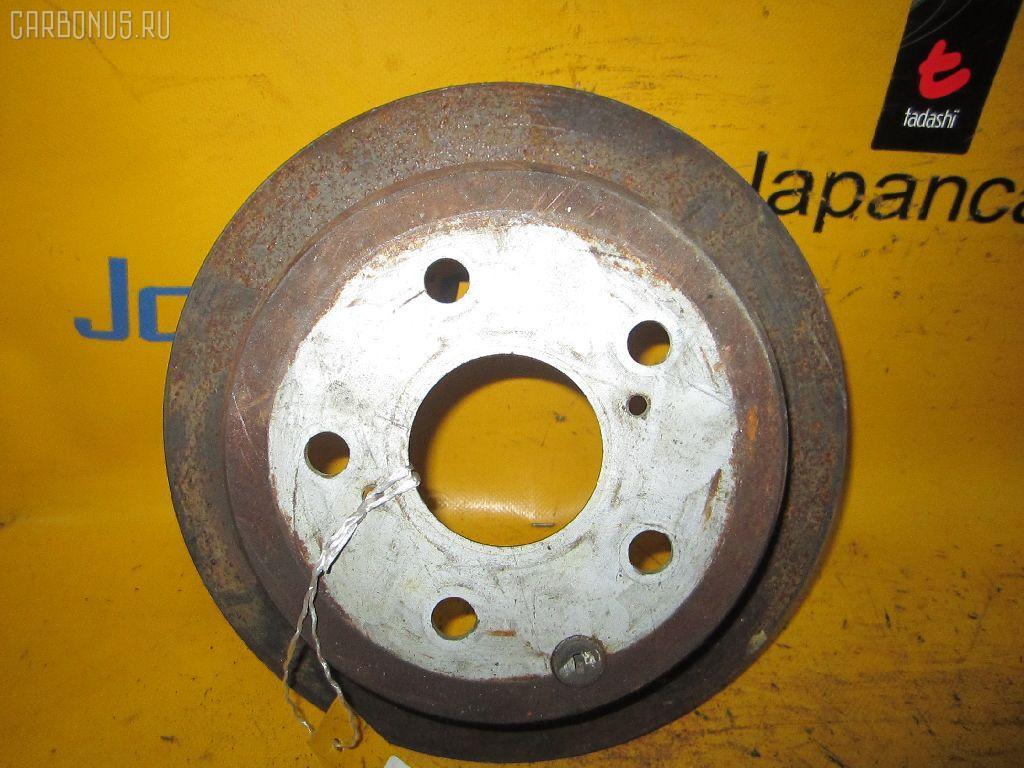 Тормозной диск TOYOTA MARK II GX100. Фото 1