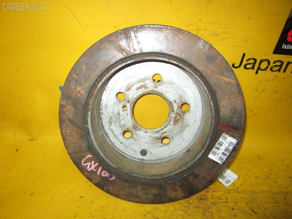 Тормозной диск TOYOTA MARK II GX90. Фото 2