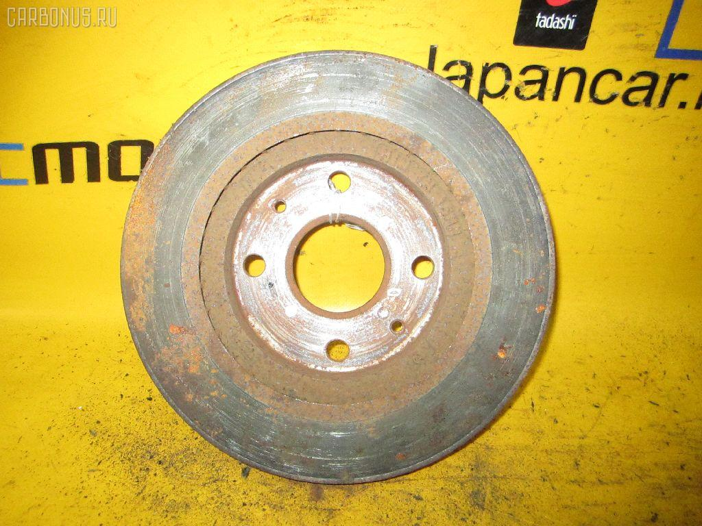 Тормозной диск TOYOTA PASSO KGC10. Фото 2