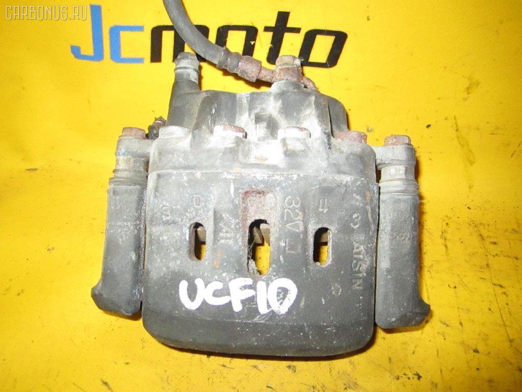 Суппорт TOYOTA CELSIOR UCF10 1UZ-FE. Фото 1