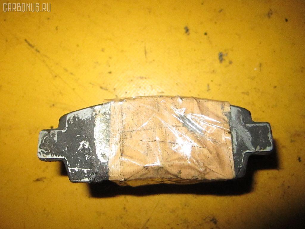 Тормозные колодки TOYOTA CHASER GX90 1G-FE. Фото 5