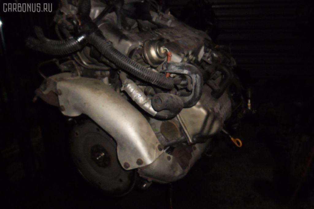 Двигатель NISSAN CEDRIC Y31 VG20E. Фото 3