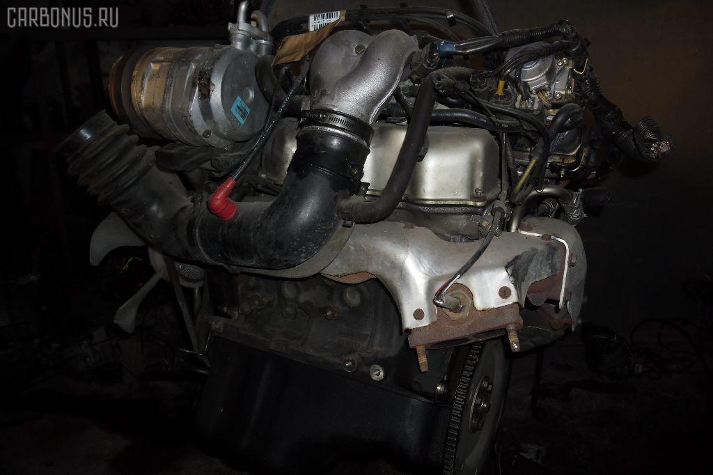 Двигатель NISSAN CEDRIC Y31 VG20E. Фото 4