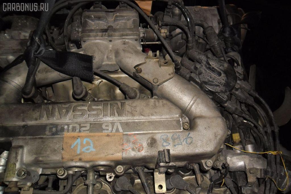 Двигатель NISSAN CEDRIC Y31 VG20E. Фото 6