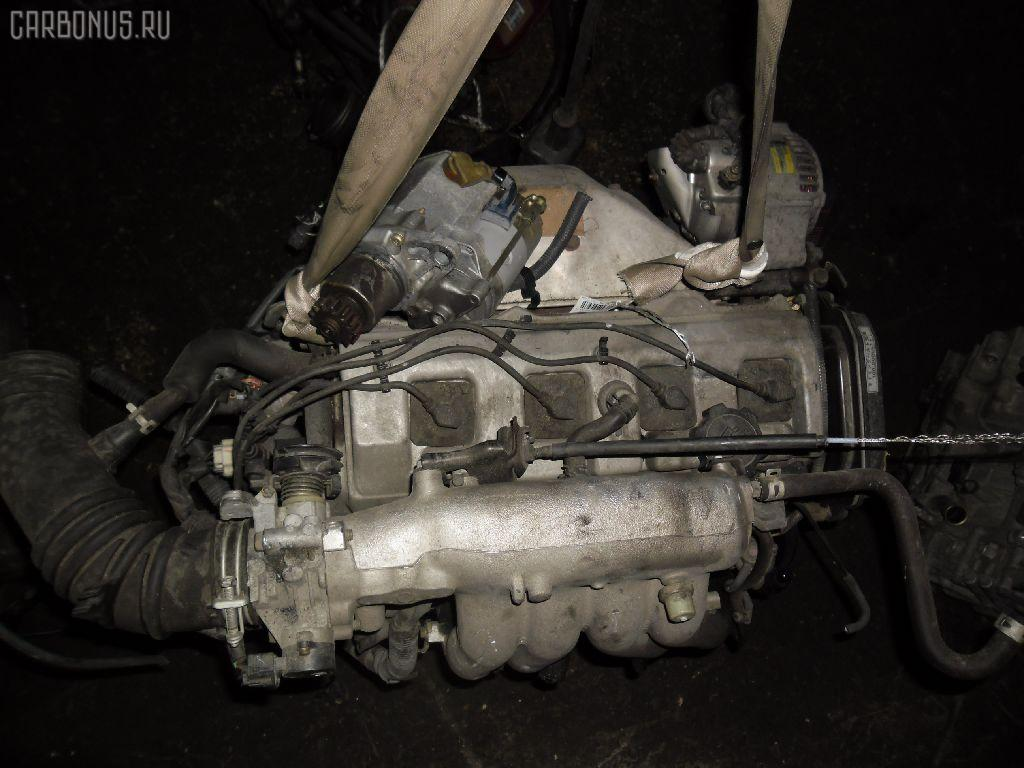 Двигатель TOYOTA GAIA SXM15G 3S-FE. Фото 4