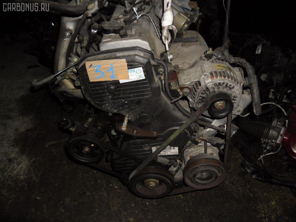Двигатель TOYOTA IPSUM SXM15G 3S-FE. Фото 5