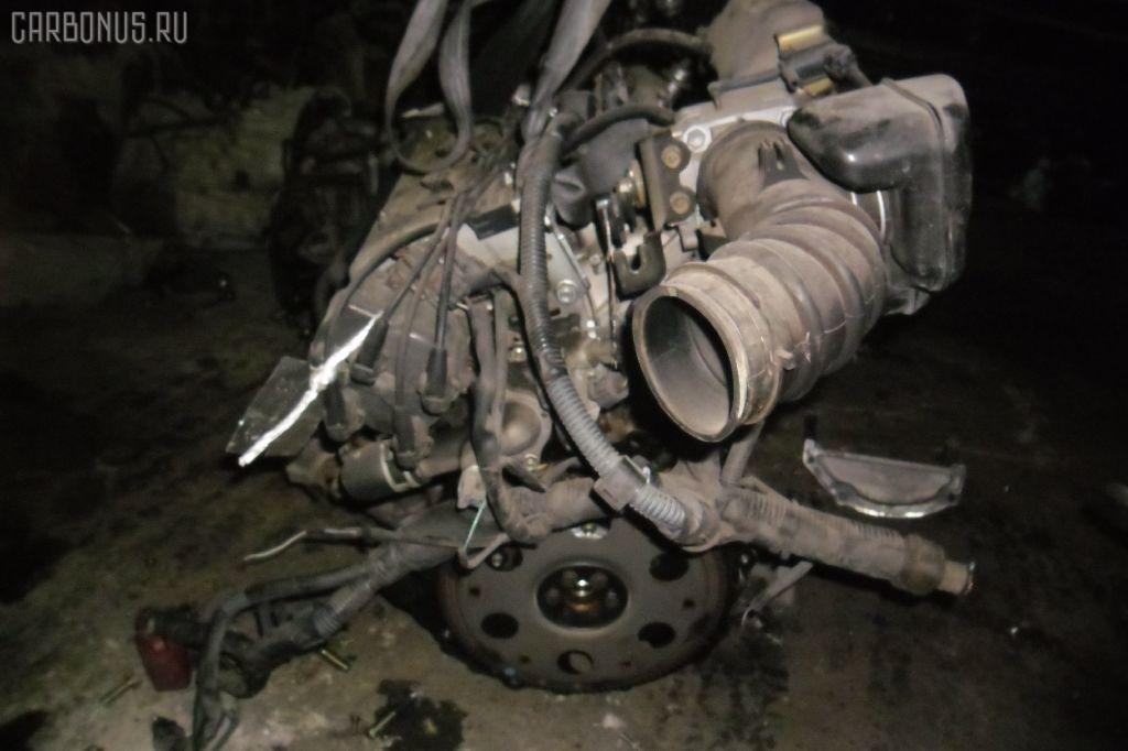 Двигатель TOYOTA COROLLA SPACIO AE111N 4A-FE. Фото 11