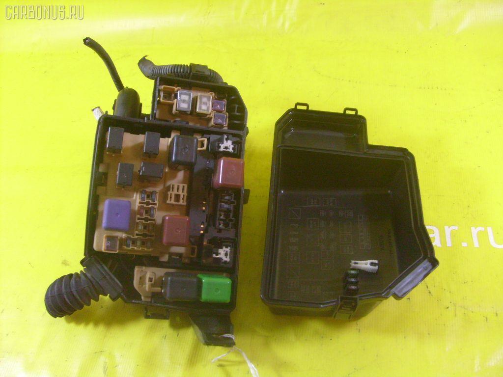 Блок предохранителей TOYOTA MARK II GX100 1G-FE. Фото 4