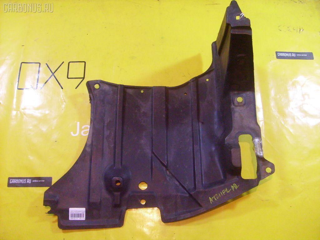 Защита двигателя TOYOTA CORONA PREMIO AT211 7A-FE Фото 1
