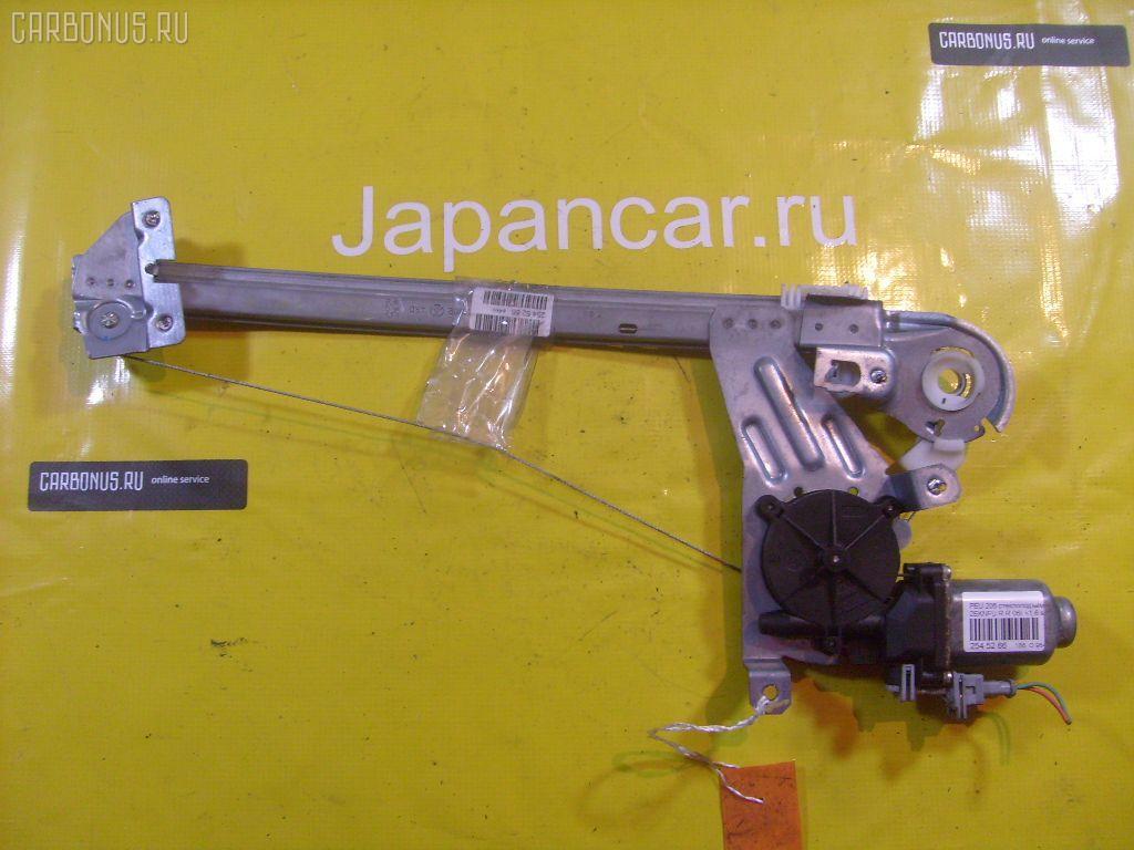 Стеклоподъемный механизм PEUGEOT 206 SW 2KNFU Фото 1