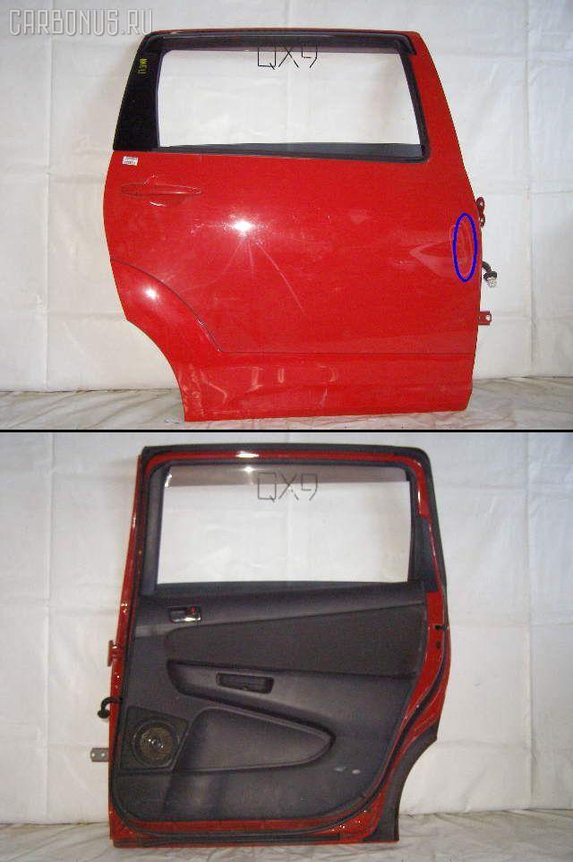 Дверь боковая 67003-68020, 68103-68020, 69050-52120, 69203-68010, 69205-12190-B1, 69211-28070-D4, 69803-68010, 85710-58010 на Toyota Wish ANE11W Фото 1
