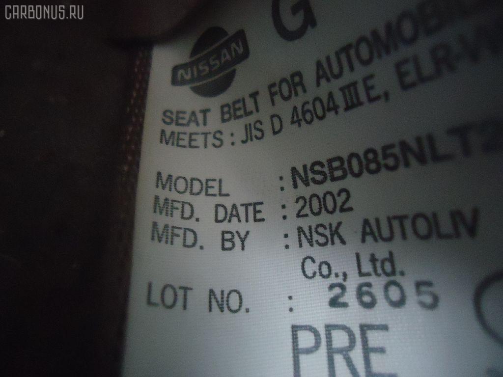 Тормозные колодки NISSAN LAUREL GC35 RB25DE Фото 4