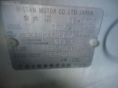 Планка телевизора NISSAN LAUREL GC35 RB25DE Фото 3