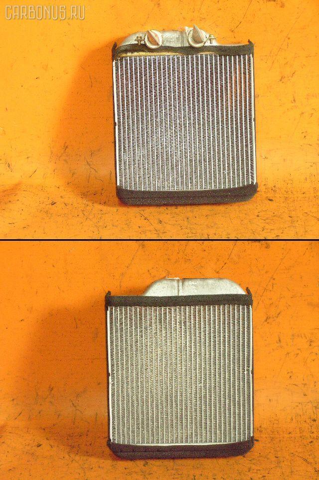 Радиатор печки TOYOTA CALDINA ST215G 3S-FE. Фото 1