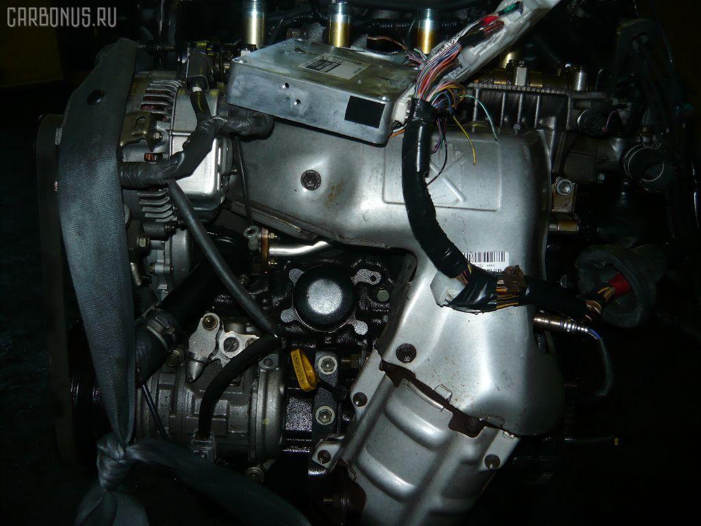 Двигатель TOYOTA CORONA PREMIO ST215 3S-FE. Фото 5