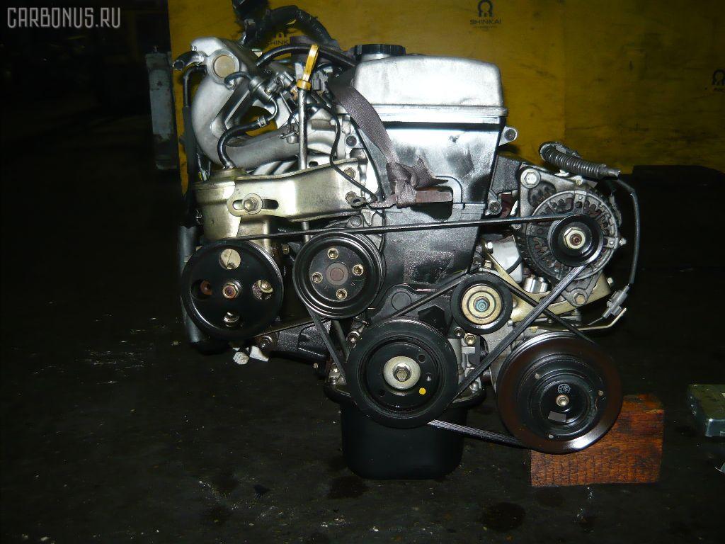 Двигатель TOYOTA COROLLA AE110 5A-FE. Фото 1