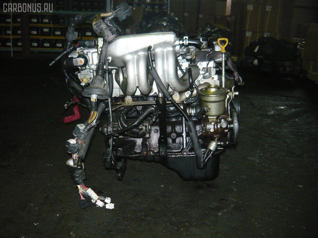 Двигатель TOYOTA CARINA AT212 5A-FE. Фото 2