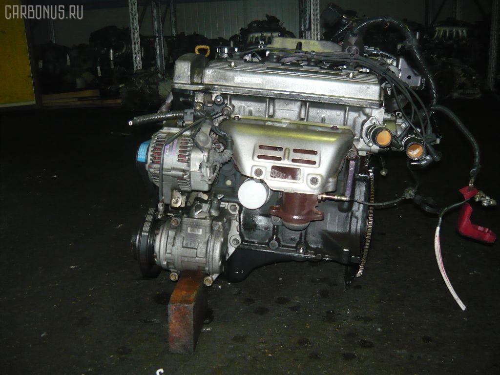 Двигатель TOYOTA CARINA AT212 5A-FE. Фото 4