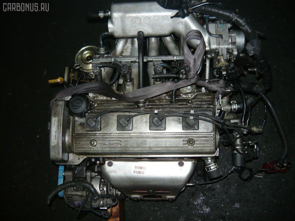 Двигатель TOYOTA CARINA AT212 5A-FE. Фото 5