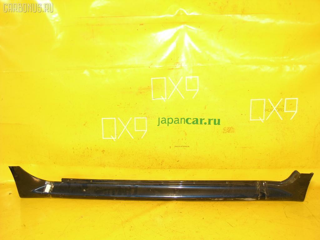 Порог кузова пластиковый ( обвес ) TOYOTA IST NCP60. Фото 1