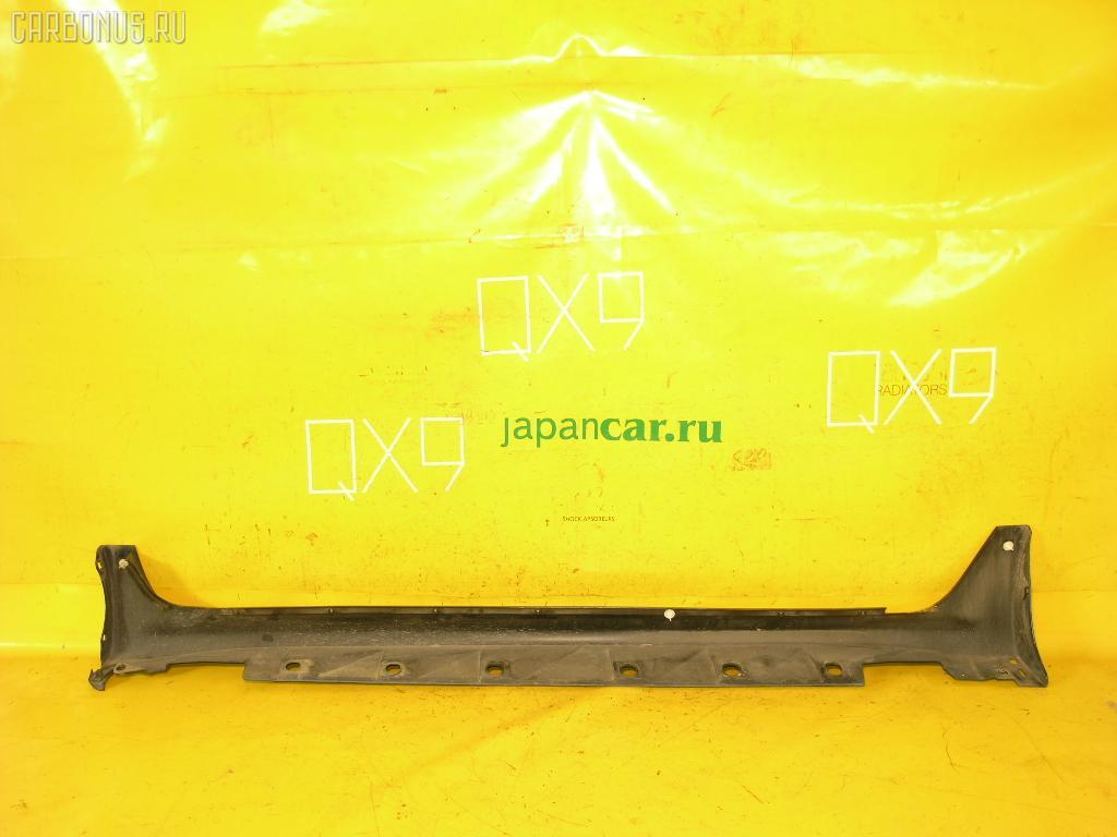 Порог кузова пластиковый ( обвес ) TOYOTA IST NCP60. Фото 2