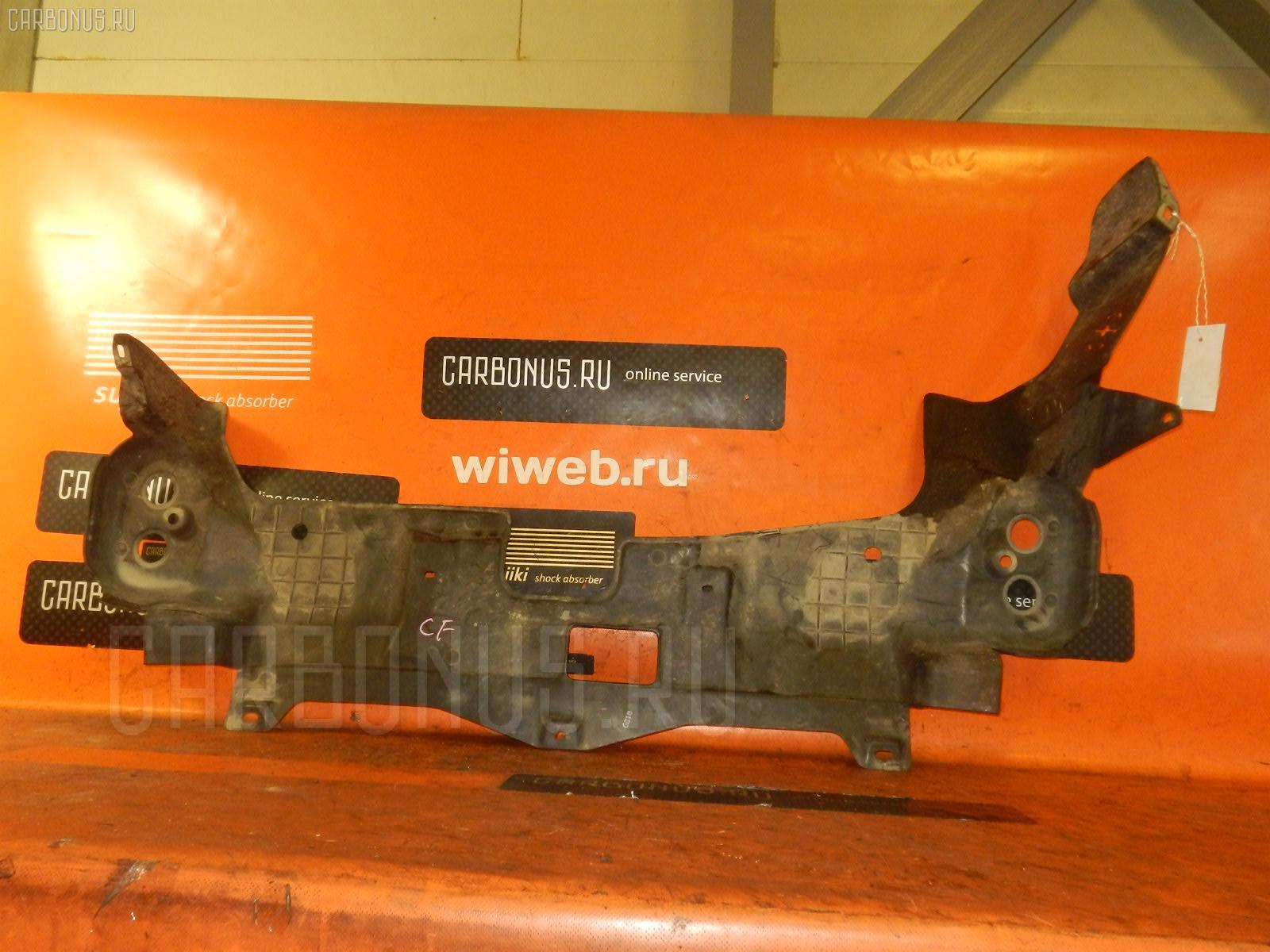 Защита двигателя HONDA ACCORD WAGON CF6 F23A. Фото 1