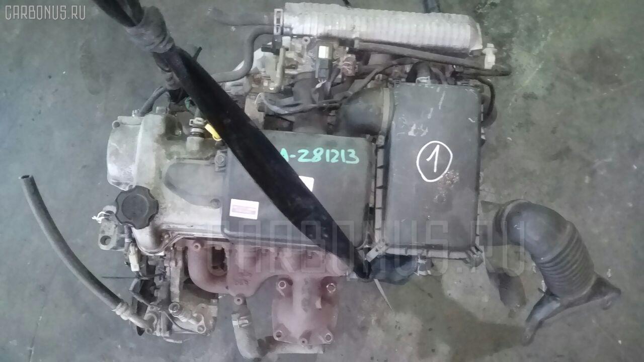 Двигатель SUZUKI WAGON R PLUS MA63S K10A. Фото 9