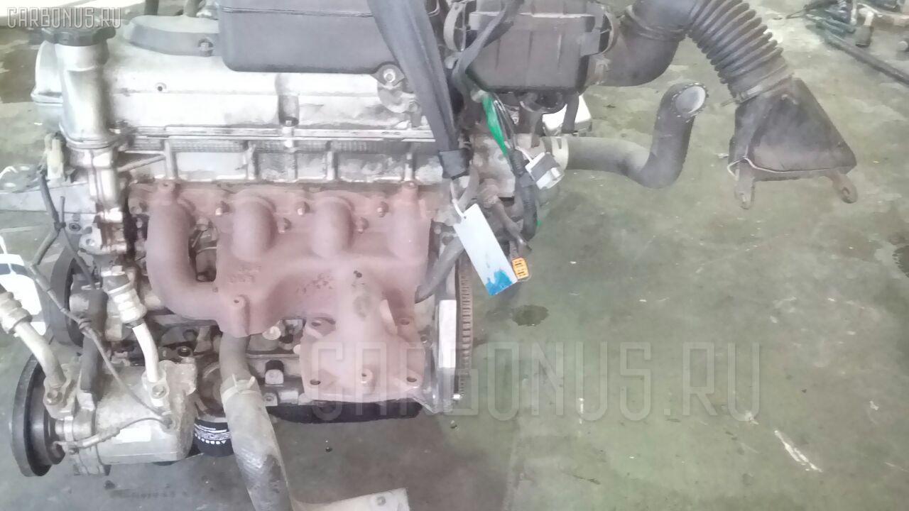 Двигатель SUZUKI WAGON R PLUS MA63S K10A. Фото 8
