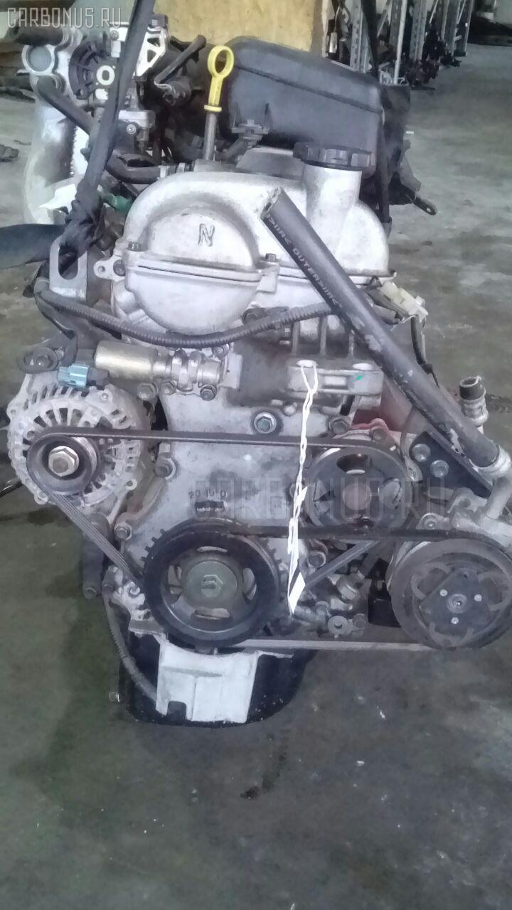 Двигатель SUZUKI WAGON R PLUS MA63S K10A. Фото 7
