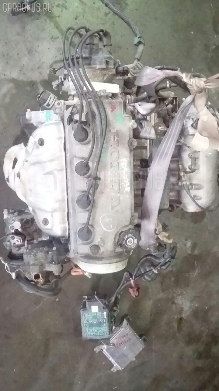 Двигатель HONDA PARTNER EY8 D16A. Фото 6