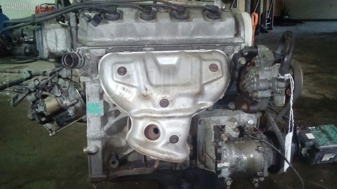 Двигатель HONDA PARTNER EY8 D16A. Фото 5