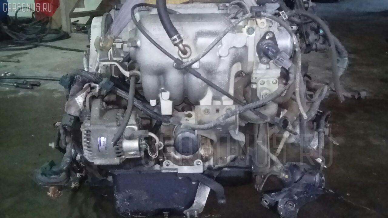 Двигатель HONDA PARTNER EY8 D16A. Фото 3