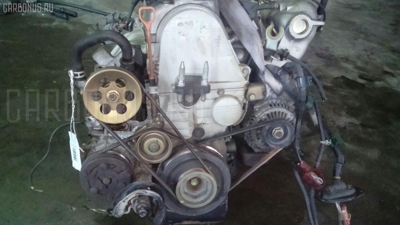 Двигатель HONDA PARTNER EY8 D16A. Фото 2