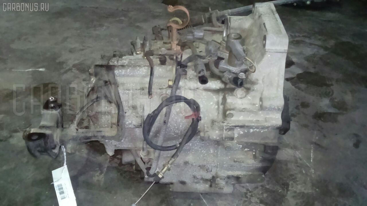 КПП автоматическая HONDA PARTNER EY8 D16A. Фото 3