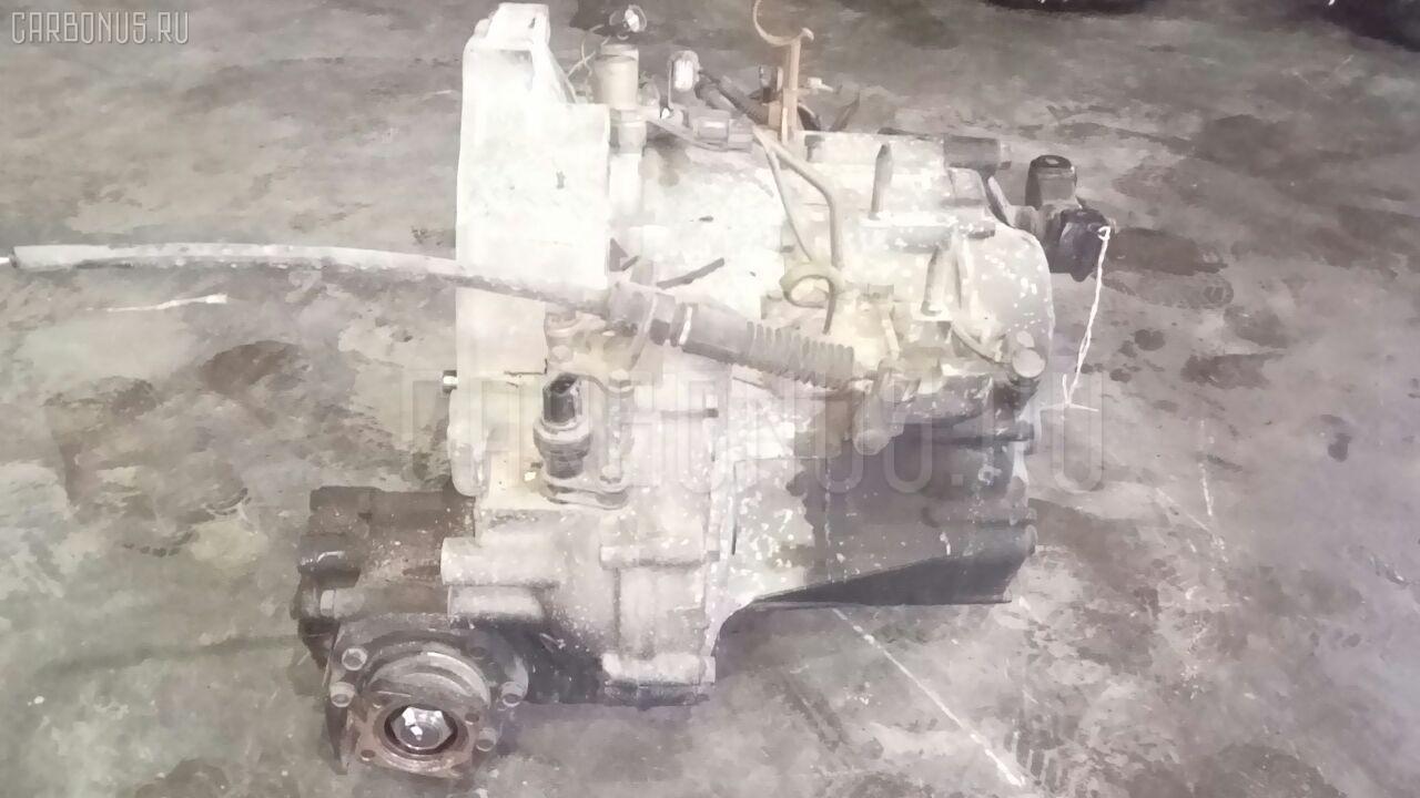 КПП автоматическая HONDA PARTNER EY8 D16A. Фото 1